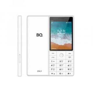 Кнопочный телефон BQ 2815 Only White