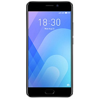 Meizu M6 NOTE 3/16GB чёрный RST