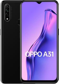 Смартфон OPPO A31 4/64GB Black