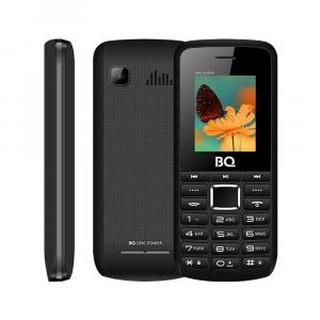 Кнопочный телефон BQ 1846 One Power Black+Gray