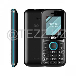 Телефоны BQ 1848 Step+ Black+Blue