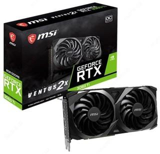 Видеокарта MSI GeForce RTX 3060 Ti VENTUS 2X OC 8GB