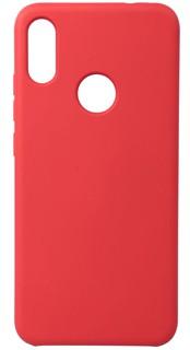 Чехол Soft Touch в Коробке Для Xiaomi Redmi 7 Red