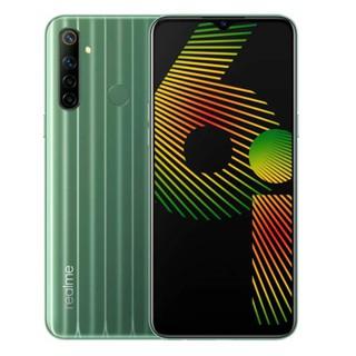 Смартфон Realme RMX2040 6i 3/64GB Зеленый чай