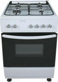 Комбинированная плита Roison RHWG 60 W/BW SMART Electro eco Белый/коричневый