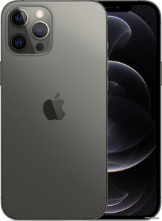 Смартфон Apple iPhone 12 Pro Max 512GB (графитовый) (57015)