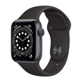 Apple Watch Series 6 40mm (Black)