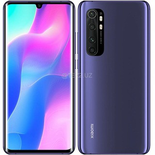 Смартфоны Xiaomi Mi Note 10 lite EU 6/64GB Nebula Purple