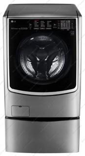 Стиральная машина LG TW7000DS (17 Кг) (Стальная) (TurboWash+подача пара)
