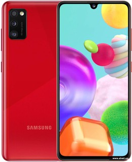 Смартфон Samsung Galaxy A41 SM-A415F/DSM 4GB/64GB (красный) (53837)