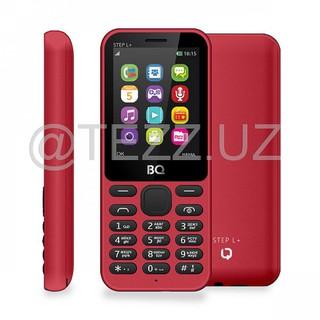 Телефоны BQ 2431 Step L+ Red