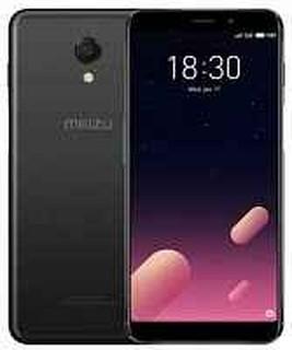 Meizu M6 S 3/32GB чёрный