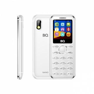 Кнопочный Телефон BQ 1411 Nano Серебристый