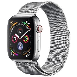 Apple Watch Series 4 GPS+Cellular 44mm Milanese loop