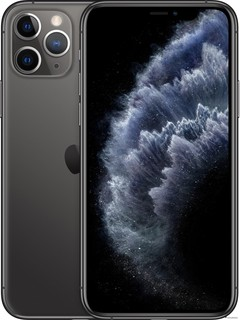 Смартфон Apple iPhone 11 Pro Max 64GB (серый космос) (56611)