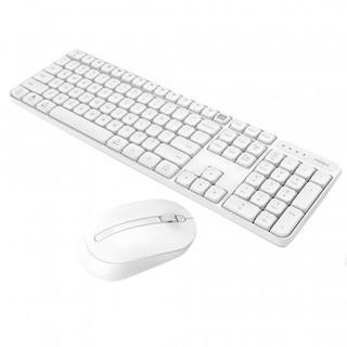 Клавиатура и мышь Mi MIIIW Wireless Set белый