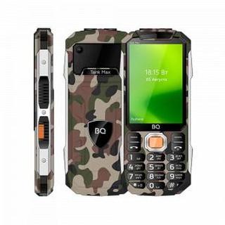 Кнопочный телефон BQ 3586 Tank Max Camouflage