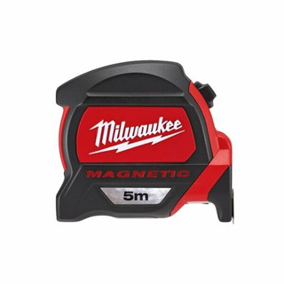Рулетка MILWAUKEE Magnetic Tape Premium 5м