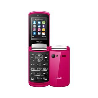 Телефон Novey A80R Rose red electroplating
