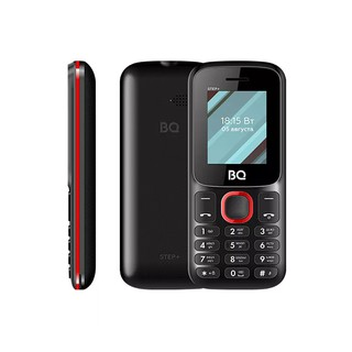 BQ 1848 Step+ (Black+Red)