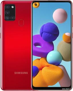 Samsung Galaxy A21s SM-A217F/DSN 3GB/32GB (красный)