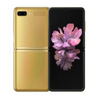 Смартфон Samsung Galaxy Z Flip Gold