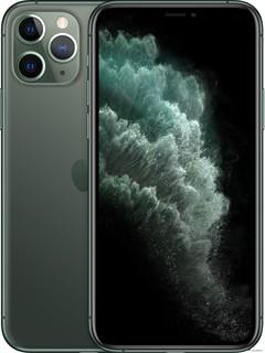 Смартфон Apple iPhone 11 Pro 256GB (темно-зеленый) (56599)
