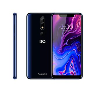 BQ 5732L Aurora SE (Black+Dark Blue) 3/32gb