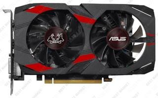 Видеокарта ASUS Cerberus GeForce GTX 1050 Ti Advanced 4GB