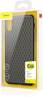 Чехол Baseus iphone XR (черный)