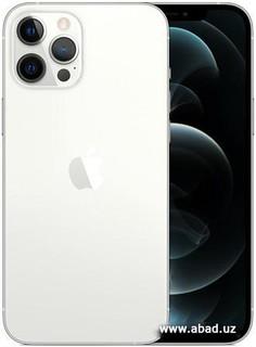 Смартфон Apple iPhone 12 Pro Max 128GB (серебристый) (57009)
