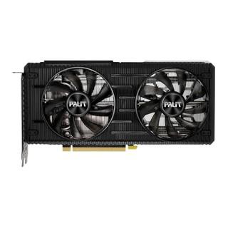 Видеокарта Palit GeForce RTX3060 Ti Dual 8GB