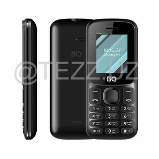 Телефоны BQ 1848 Step+ Black (без зарядного устройства)