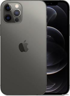 Смартфон Apple iPhone 12 Pro 256GB (графитовый) (56539)