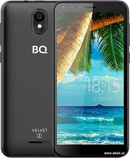 Смартфон BQ-Mobile BQ-5302G Velvet 2 (черный) (53680)