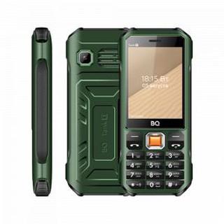 Кнопочный телефон BQ 2824 Tank T Dark Green