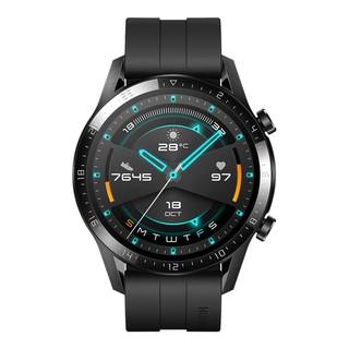 Смарт часы HUAWEI Watch GT 2 Black 46 mm
