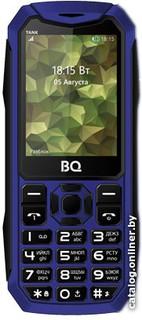 Мобильный телефон BQ-Mobile Tank (синий) [BQ-2428] (59522)
