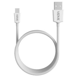 USB кабель Vidvie CB403 Micro White