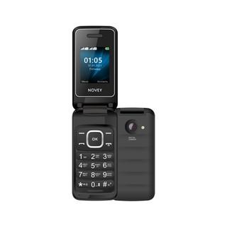 Телефон Novey A20R Black