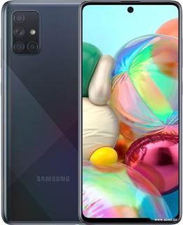 Samsung Galaxy A71 SM-A715F 8GB/128GB (черный)