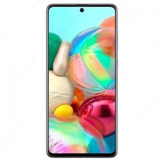 Смартфон Samsung Galaxy A71 6/128GB White