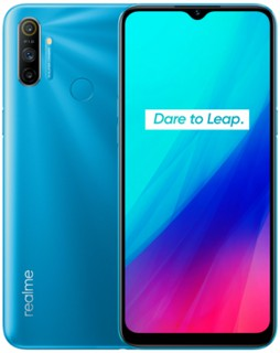 Смартфон Realme C3 (3+64)-Blue