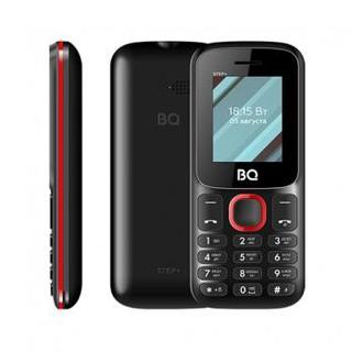 BQ 1848 Step+, Black/Red