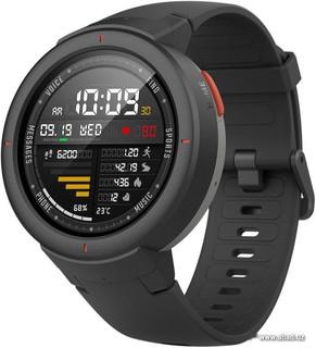 Умные часы Amazfit Verge (черный) (67586)