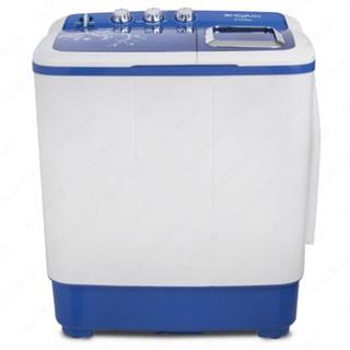 Полуавтоматическая стиральная машина Shivaki ART TE 60 L, 6кг Синий