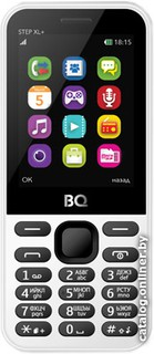 BQ-Mobile Step XL+ (белый) [BQ-2831]
