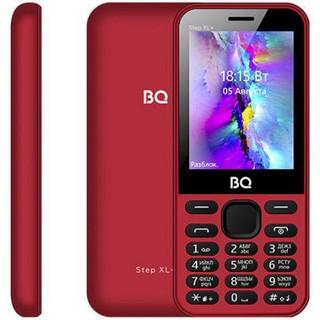 BQ 2831 Step XL+ Red