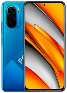 Смартфон Xiaomi POCO F3 8/256GB Blue/Синий