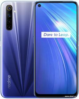Realme 6 4GB/128GB международная версия (синий)